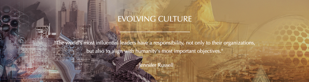 Evolving Culture - Jennifer Russell