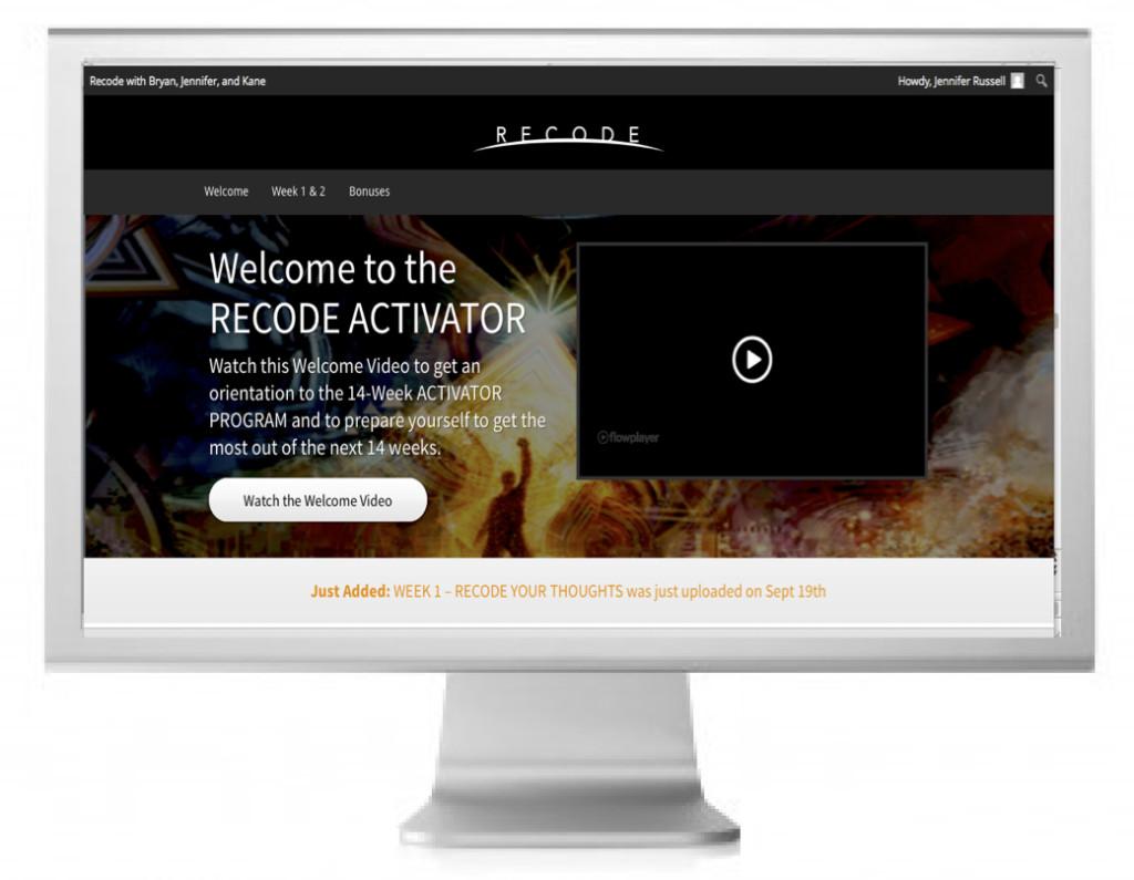 Recode-Website-Screen