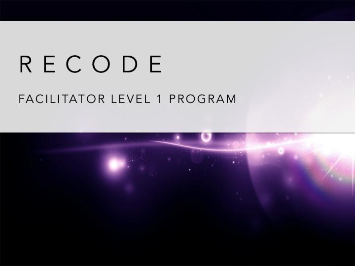 Recode Facilitator Level 1 Thumbnail