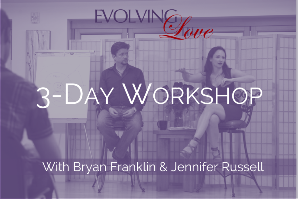 Evolving Love 3-Day Workshop Thumbnail